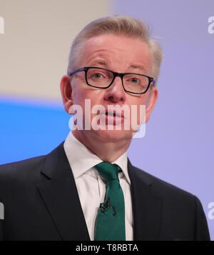 MICHAEL GOVE, MP, 2018 Stockbild