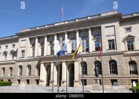Abgeordnetenhaus, Berlin, Deutschland Stockbild