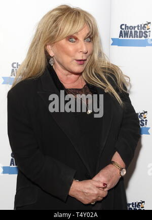Chortle Comedy Awards am Fest Camden, Camden Town, London Mit: Helen Lederer Wo: London, Großbritannien Wann: 18 Mar 2019 Credit: WENN.com Stockbild