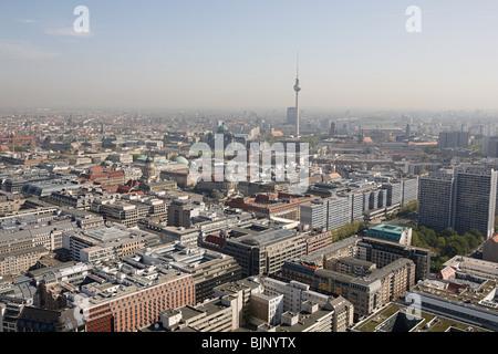 Berliner Stadtbild Stockbild