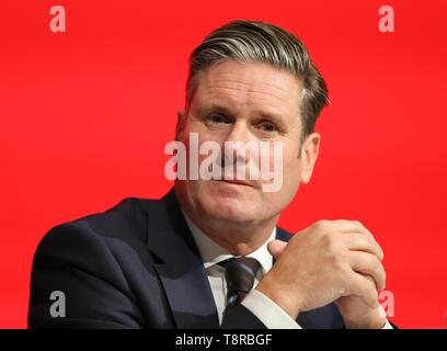 KEIR STARMER MP, 2018 Stockbild