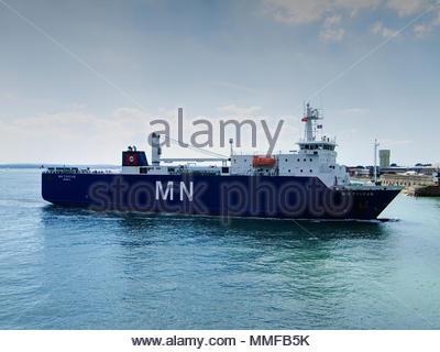 Southampton Schiff MN Toucan. Stockbild
