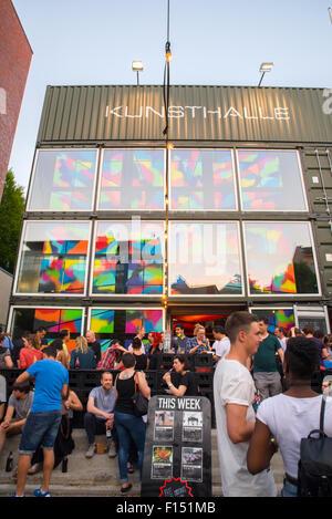Platoon Kunsthalle, Berlin, Deutschland Stockbild