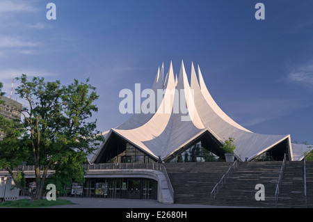 Eventlocation Tempodrom Berlin Deutschland Stockbild