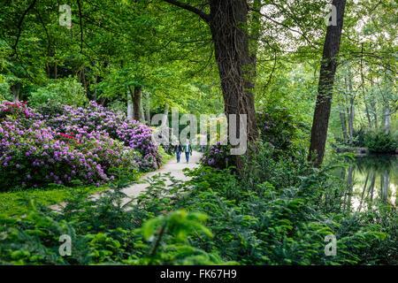 Tiergarten Park, Berlin, Deutschland, Europa Stockbild