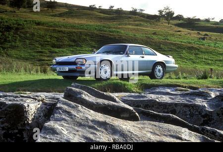 1992 Jaguar XJS R Stockbild