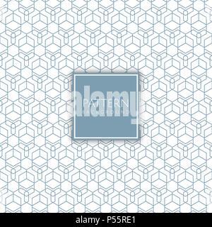 Dekorative Muster Hintergrund Stockbild