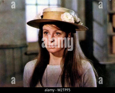 RYAN'S TOCHTER 1970 MGM Film mit Sarah Miles als Rosy Ryan Stockbild