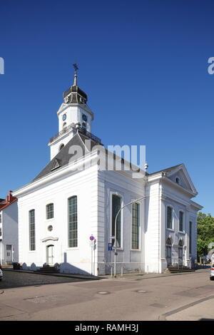 Friedenskirche, Saarbrücken, Saarland, Deutschland, Europa ich Friedenskirche, SaarbrÃ?¼cken, Saarland, Deutschland, Europa I Stockbild