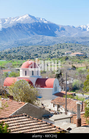 Kreta - Griechenland - Lassithi Hochebene, Europa Stockbild