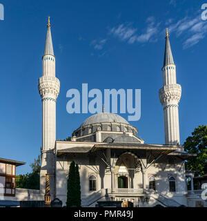 Moschee in Tempelhof, Berlin Stockbild
