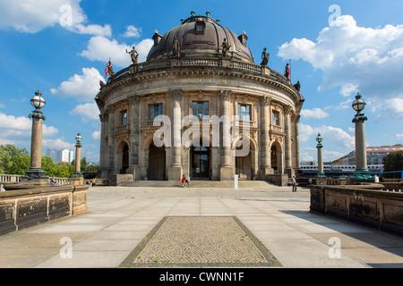 Europa, Deutschland, Berlin, Museumsinsel (Museumsinsel), Bode-Museum Stockbild