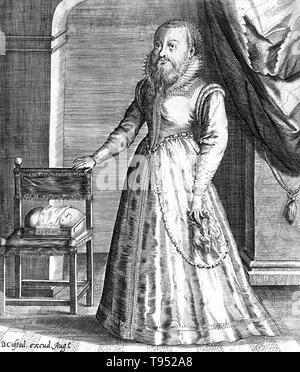 Helena Antonia Galeckha Lüttich (1550-1595) war ein bärtiger Frauen Gericht Zwerg von Maria von Österreich, Kaiserin des Heiligen Römischen Reiches und war ein Liebling von Margarete von Österreich, Königin von Spanien, und auch eine Hofdame für Bodensee von Österreich. Eine relativ kleine Anzahl von Frauen, die in der Lage sind, zu wachsen genug Gesichtsbehaarung einen ausgeprägten Bart zu haben. In einigen Fällen, weiblicher Bartwuchs ist das Ergebnis ein hormonelles Ungleichgewicht (in der Regel androgen Selbstbeteiligung), oder eine seltene genetische Erkrankung bekannt als hypertrichose. Stockbild
