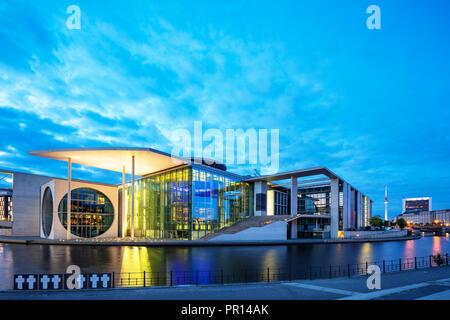 Marie Elisabeth Luders Haus von dem Münchner Architekten Stephan Braunfels, Berlin, Deutschland, Europa Stockbild