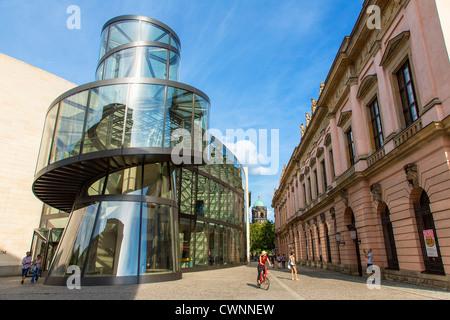 Europa, Deutschland, Deutsches Historisches Museum, Berlin. Stockbild