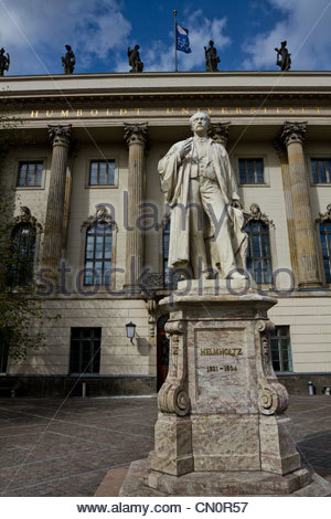 Humboldt-Universität zu Berlin Stockbild