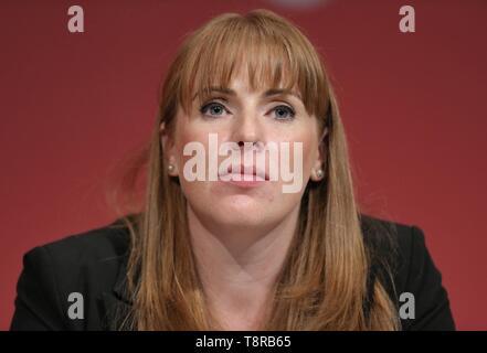 ANGELA RAYNOR MP, 2017 Stockbild