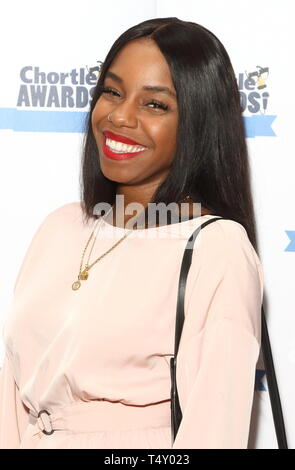 Chortle Comedy Awards am Fest Camden, Camden Town, London: London Hughes Wo: London, Großbritannien Wann: 18 Mar 2019 Credit: WENN.com Stockbild