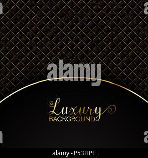 Eleganten Hintergrund mit luxuriösen Design Stockbild