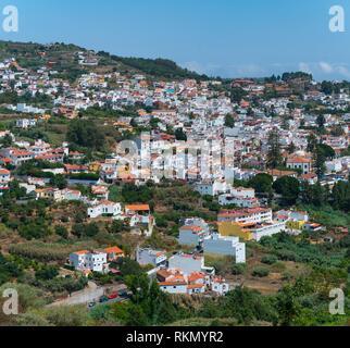 Valleseco, Gran Canaria, Kanarische Inseln, Spanien, Europa. Stockbild