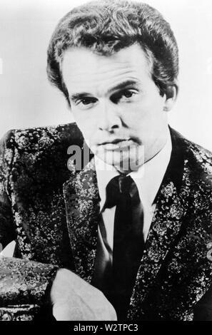MERLE HAGGARD (1937-2016), US-amerikanische C&W Sänger etwa 1965 Stockbild
