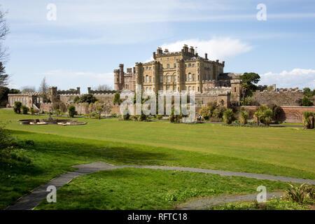 Culzean Castle, Ayrshire, Schottland, Großbritannien, Europa Stockbild