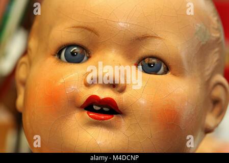 Puppe Stockbild