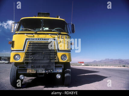 International US-Truck 1977 Stockbild