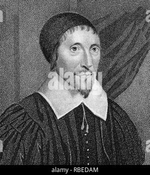 EDMUND CALAMY der Ältere (1600-1666) Englische presbyterianische Kirche leader Stockbild