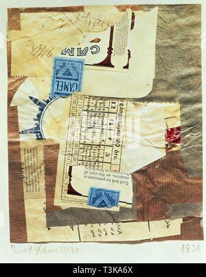 Kamel, 1936. In der Sammlung der Unicredit Kunst Sammlung gefunden. Stockbild