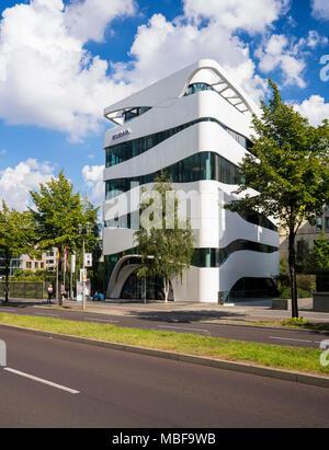 Ottobock entwickelt Science Center in Berlin, Deutschland, Europa Stockbild