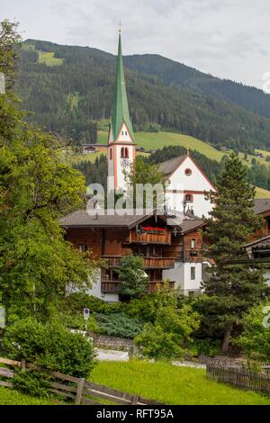 Alpbach, Tirol, Österreich, Europa Stockbild