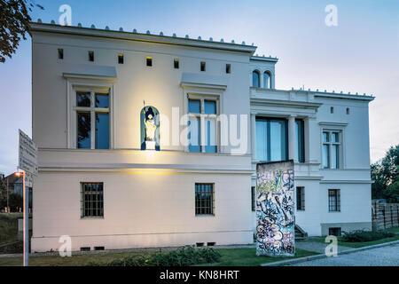 Villa Schöningen, Potsdam, Brandenburg, Deutschland Stockbild