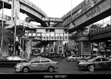 In Bangkok, Thailand Stockbild
