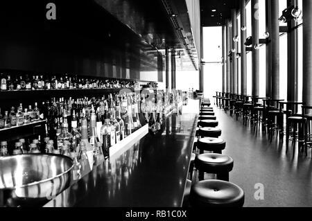 20 Bar, Hamburg, Deutschland Stockbild
