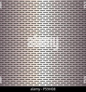 Zusammenfassung Hintergrund mit einem metallischen Textur Stockbild