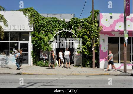 La La Land, Wynwood, Miami, Florida, USA Stockbild