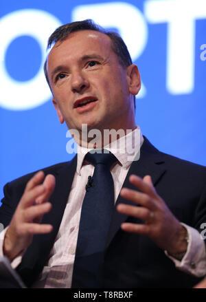 ALUN CAIRNS MP, 2018 Stockbild