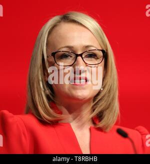 REBECCA LANGE BAILEY MP, 2018 Stockbild