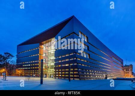 Das Nationale Forum für Musik, Wroclaw, Polen, Europa Stockbild