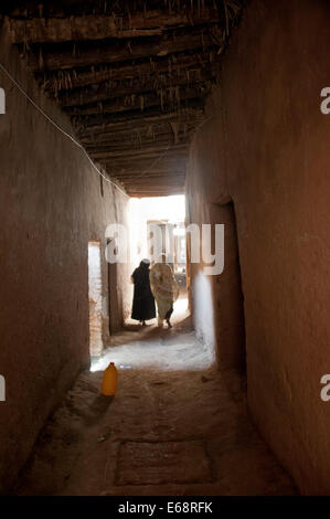 Kasbah von Tamegroute; Marokko Stockbild
