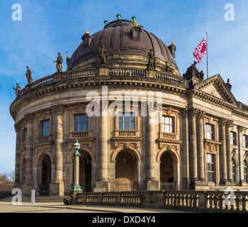 Bode-Museum, Berlin, Deutschland, Europa Stockbild