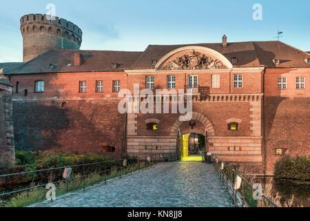 Zitadelle Spandau, Berlin Deutschland Stockbild