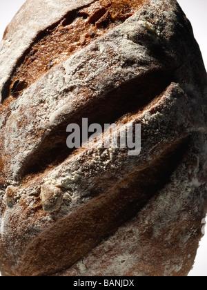 Brot hautnah Stockbild