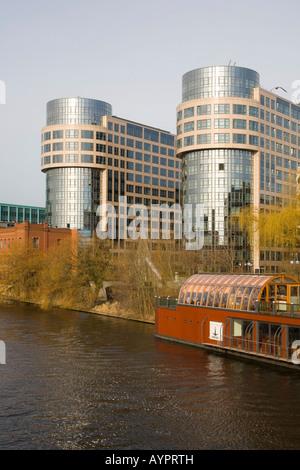 Ministerium des Innern an der Spree, Berlin, Deutschland, Europa Stockbild