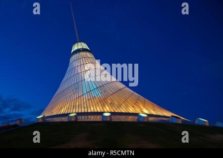 Kasachstan, Astana, Khan Shatyr (von Sir Norman Foster) Stockbild
