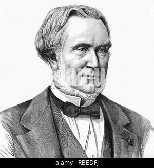 STANISLAS DUPUY de LÔME (1816-1885) Französische Schiffbauingenieur Stockbild