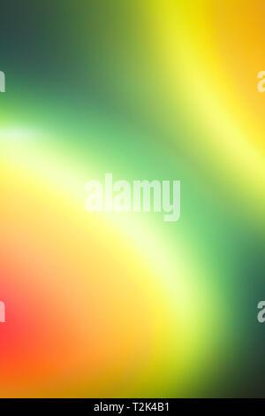 Licht unscharf Muster mit Farben. Stockbild