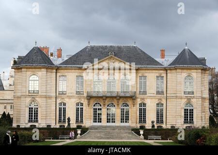 El Museo Rodin, París, Francia, Europa Imagen De Stock