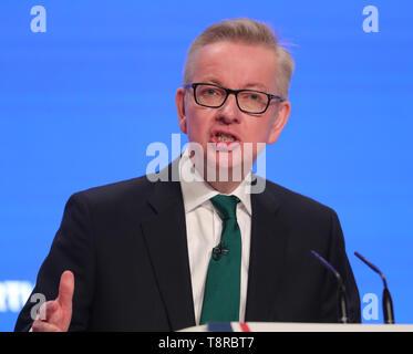 MICHAEL GOVE MP, 2018 Imagen De Stock